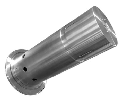 Photo of IE-gun 50kV