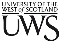logo of the University of the West of Scotland